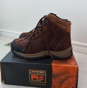 NWT Timberland Ratchet steel toe boots